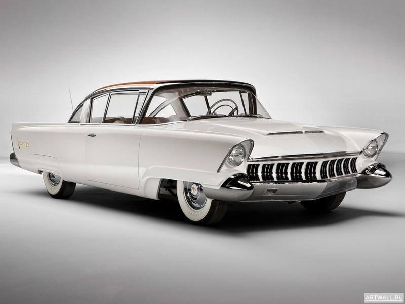 Постер Mercury Monterey XM-800 Concept Car 1954, 27x20 см, на бумагеMercury<br>Постер на холсте или бумаге. Любого нужного вам размера. В раме или без. Подвес в комплекте. Трехслойная надежная упаковка. Доставим в любую точку России. Вам осталось только повесить картину на стену!<br>