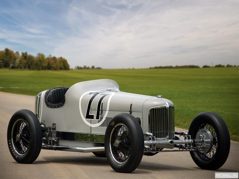 Постер Miller V16 Race Car 1931, 27x20 см, на бумагеРазные марки<br>Постер на холсте или бумаге. Любого нужного вам размера. В раме или без. Подвес в комплекте. Трехслойная надежная упаковка. Доставим в любую точку России. Вам осталось только повесить картину на стену!<br>