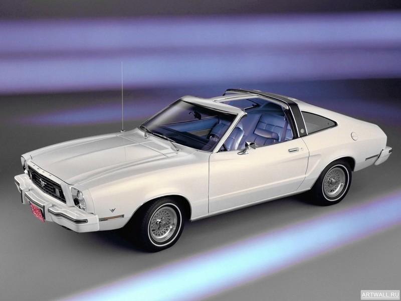 Mustang T-Roof 1974-78, 27x20 см, на бумагеMustang<br>Постер на холсте или бумаге. Любого нужного вам размера. В раме или без. Подвес в комплекте. Трехслойная надежная упаковка. Доставим в любую точку России. Вам осталось только повесить картину на стену!<br>