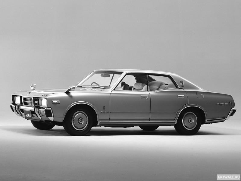 Постер Nissan Cedric Hardtop (330) 1975-79, 27x20 см, на бумагеNissan<br>Постер на холсте или бумаге. Любого нужного вам размера. В раме или без. Подвес в комплекте. Трехслойная надежная упаковка. Доставим в любую точку России. Вам осталось только повесить картину на стену!<br>