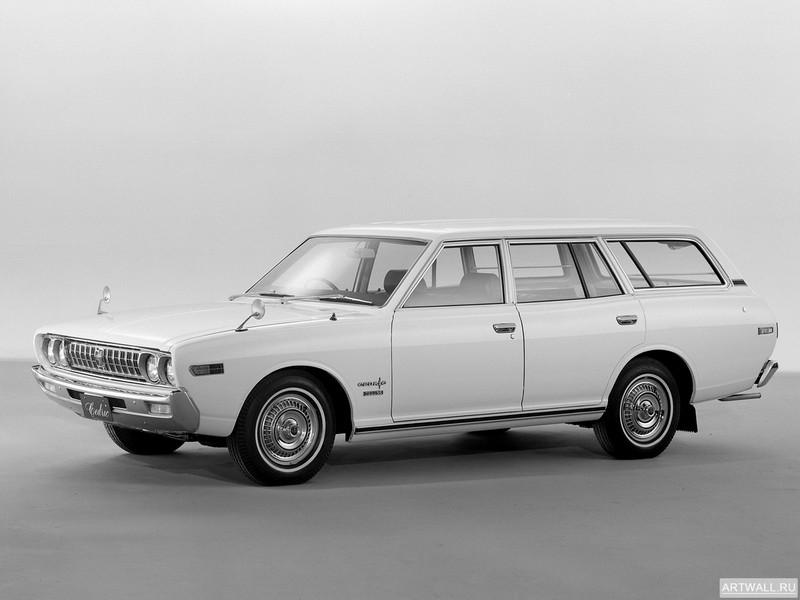 Nissan Cedric Van (230) 1971-75, 27x20 см, на бумагеNissan<br>Постер на холсте или бумаге. Любого нужного вам размера. В раме или без. Подвес в комплекте. Трехслойная надежная упаковка. Доставим в любую точку России. Вам осталось только повесить картину на стену!<br>