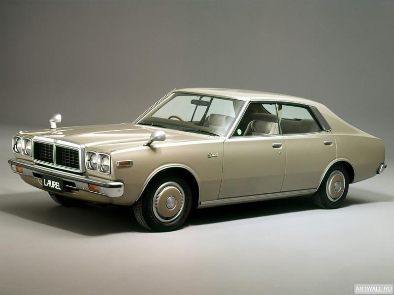Постер Nissan Laurel Hardtop (C30) 1968-72, 27x20 см, на бумагеNissan<br>Постер на холсте или бумаге. Любого нужного вам размера. В раме или без. Подвес в комплекте. Трехслойная надежная упаковка. Доставим в любую точку России. Вам осталось только повесить картину на стену!<br>