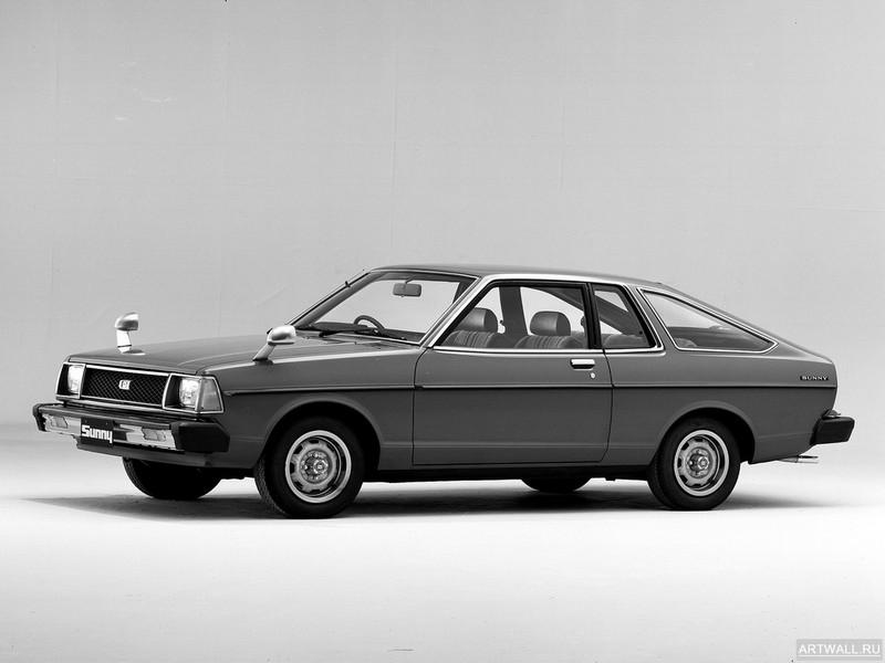 Постер Nissan Sunny Coupe (B310) 1979-81, 27x20 см, на бумагеNissan<br>Постер на холсте или бумаге. Любого нужного вам размера. В раме или без. Подвес в комплекте. Трехслойная надежная упаковка. Доставим в любую точку России. Вам осталось только повесить картину на стену!<br>