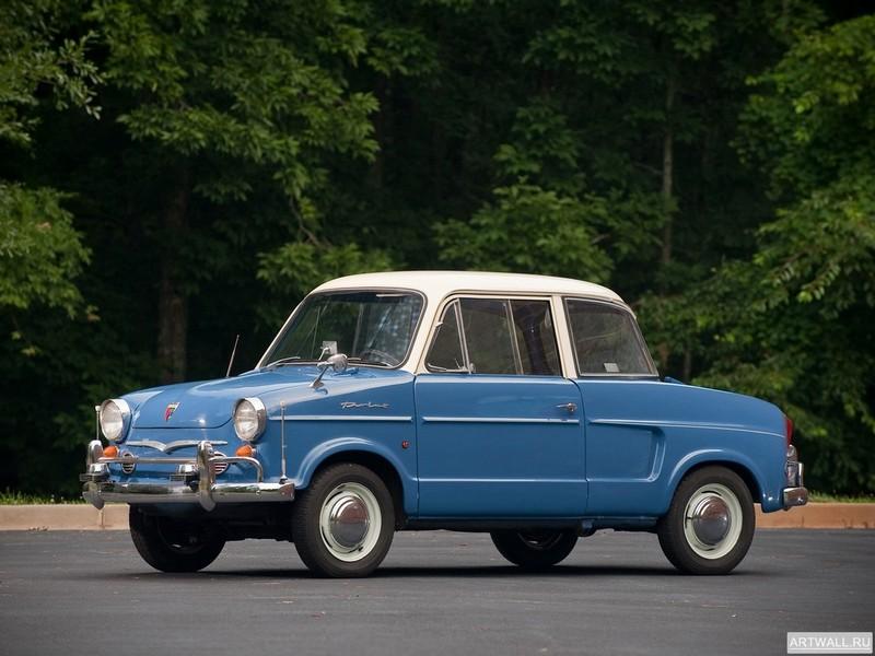 Постер NSU Prinz III Coupe 1960, 27x20 см, на бумагеРазные марки<br>Постер на холсте или бумаге. Любого нужного вам размера. В раме или без. Подвес в комплекте. Трехслойная надежная упаковка. Доставим в любую точку России. Вам осталось только повесить картину на стену!<br>