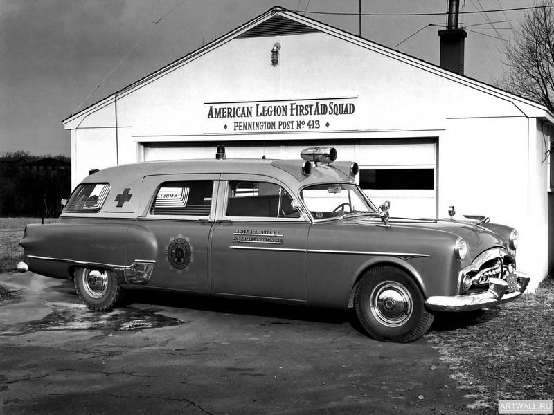 Packard 300 Ambulance 1951-52, 27x20 см, на бумагеPackard<br>Постер на холсте или бумаге. Любого нужного вам размера. В раме или без. Подвес в комплекте. Трехслойная надежная упаковка. Доставим в любую точку России. Вам осталось только повесить картину на стену!<br>