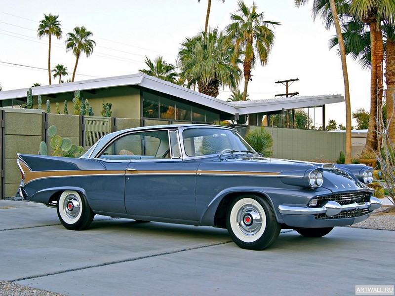 Постер Packard Hardtop Coupe 1958, 27x20 см, на бумагеPackard<br>Постер на холсте или бумаге. Любого нужного вам размера. В раме или без. Подвес в комплекте. Трехслойная надежная упаковка. Доставим в любую точку России. Вам осталось только повесить картину на стену!<br>
