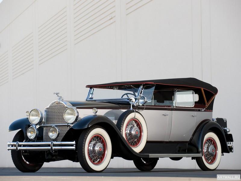 Постер Packard Standard Eight Dual Windshield Phaeton 1931, 27x20 см, на бумагеPackard<br>Постер на холсте или бумаге. Любого нужного вам размера. В раме или без. Подвес в комплекте. Трехслойная надежная упаковка. Доставим в любую точку России. Вам осталось только повесить картину на стену!<br>
