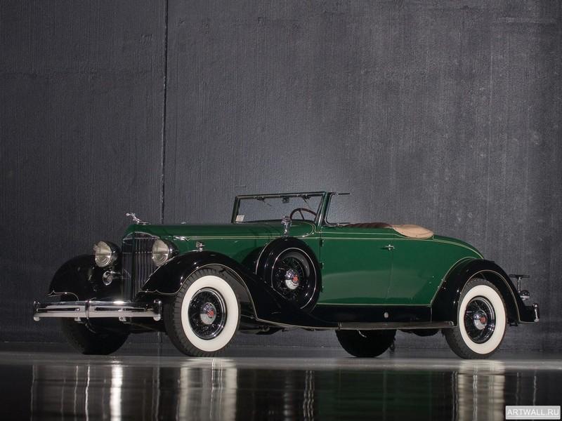 Packard Super Eight Cowl Phaeton 1934, 27x20 см, на бумагеPackard<br>Постер на холсте или бумаге. Любого нужного вам размера. В раме или без. Подвес в комплекте. Трехслойная надежная упаковка. Доставим в любую точку России. Вам осталось только повесить картину на стену!<br>