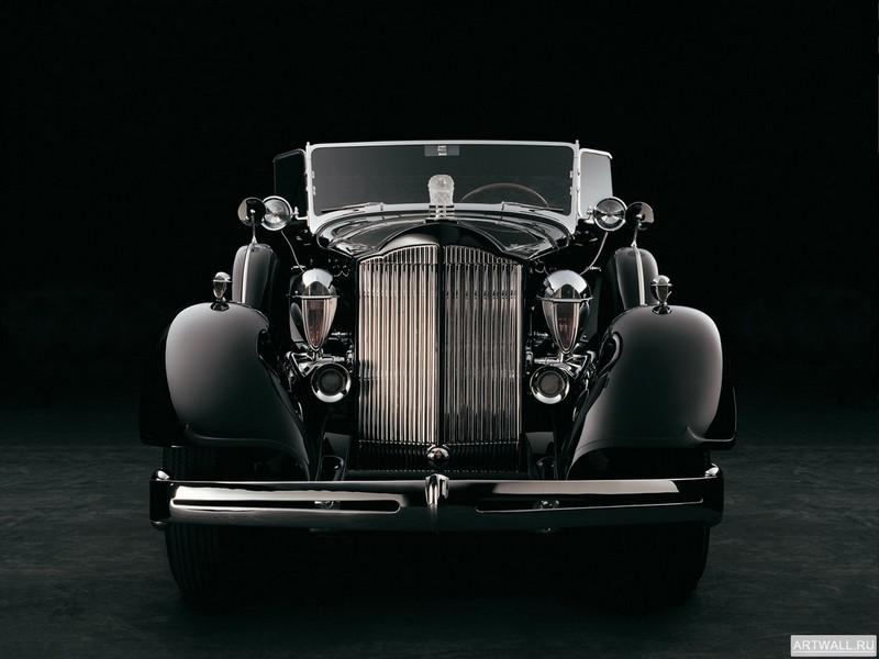 Packard Super Eight Formal Sedan 1940, 27x20 см, на бумагеPackard<br>Постер на холсте или бумаге. Любого нужного вам размера. В раме или без. Подвес в комплекте. Трехслойная надежная упаковка. Доставим в любую точку России. Вам осталось только повесить картину на стену!<br>