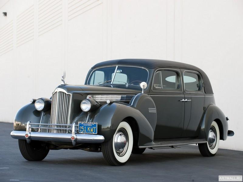 Постер Packard Super Eight Phaeton (1404) 1936, 27x20 см, на бумагеPackard<br>Постер на холсте или бумаге. Любого нужного вам размера. В раме или без. Подвес в комплекте. Трехслойная надежная упаковка. Доставим в любую точку России. Вам осталось только повесить картину на стену!<br>