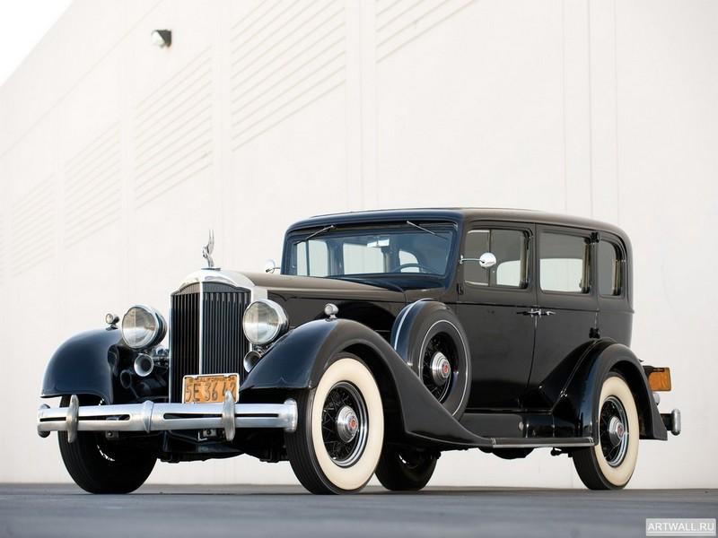 Постер Packard Super Eight Sport Phaeton (840) 1931, 27x20 см, на бумагеPackard<br>Постер на холсте или бумаге. Любого нужного вам размера. В раме или без. Подвес в комплекте. Трехслойная надежная упаковка. Доставим в любую точку России. Вам осталось только повесить картину на стену!<br>