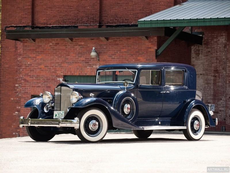 Packard Twelve Club Sedan (1005-636) 1933, 27x20 см, на бумагеPackard<br>Постер на холсте или бумаге. Любого нужного вам размера. В раме или без. Подвес в комплекте. Трехслойная надежная упаковка. Доставим в любую точку России. Вам осталось только повесить картину на стену!<br>