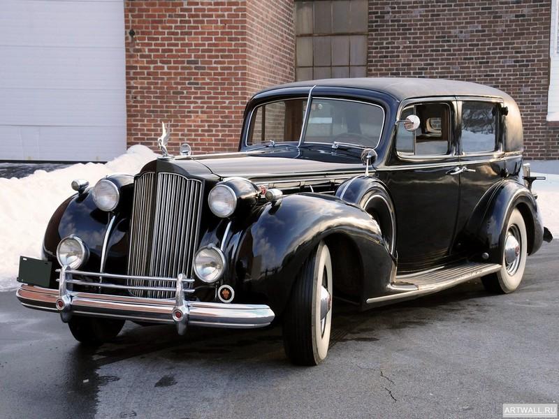 Постер Packard Twelve Convertible Sedan 1939, 27x20 см, на бумагеPackard<br>Постер на холсте или бумаге. Любого нужного вам размера. В раме или без. Подвес в комплекте. Трехслойная надежная упаковка. Доставим в любую точку России. Вам осталось только повесить картину на стену!<br>