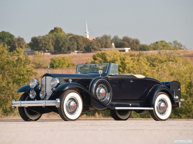 Постер Packard Twin Six Coupe Roadster 1932, 27x20 см, на бумагеPackard<br>Постер на холсте или бумаге. Любого нужного вам размера. В раме или без. Подвес в комплекте. Трехслойная надежная упаковка. Доставим в любую точку России. Вам осталось только повесить картину на стену!<br>