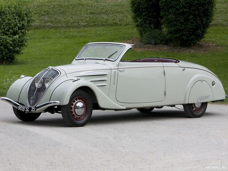 Постер Peugeot 402L Eclipse 1937, 27x20 см, на бумагеPeugeot<br>Постер на холсте или бумаге. Любого нужного вам размера. В раме или без. Подвес в комплекте. Трехслойная надежная упаковка. Доставим в любую точку России. Вам осталось только повесить картину на стену!<br>
