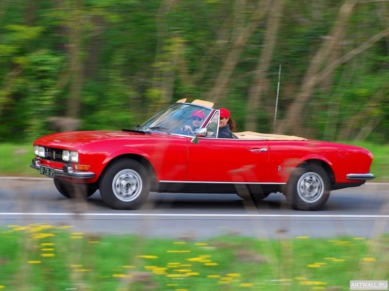 Постер Peugeot 504 Cabriolet 1974-84 дизайн Pininfarina, 27x20 см, на бумагеPeugeot<br>Постер на холсте или бумаге. Любого нужного вам размера. В раме или без. Подвес в комплекте. Трехслойная надежная упаковка. Доставим в любую точку России. Вам осталось только повесить картину на стену!<br>