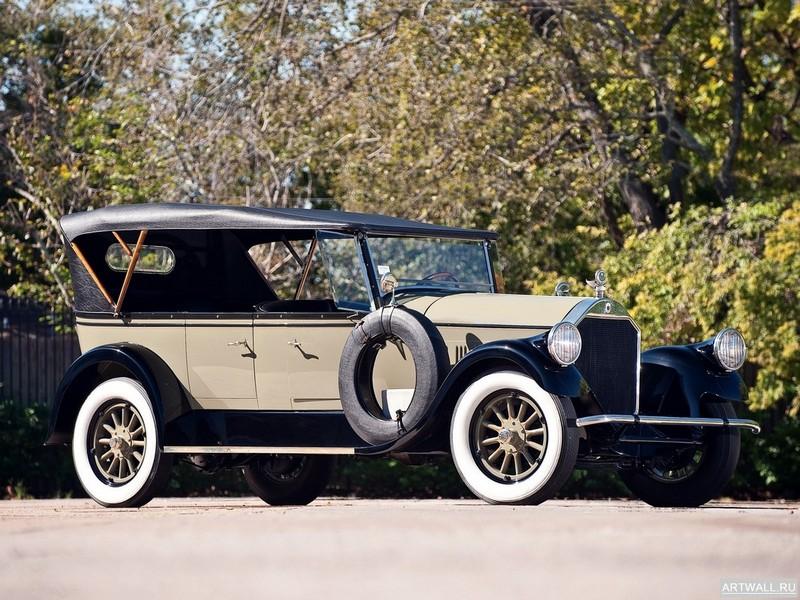 Постер Pierce-Arrow Model 36 Coupe 1927, 27x20 см, на бумагеPierce-Arrow<br>Постер на холсте или бумаге. Любого нужного вам размера. В раме или без. Подвес в комплекте. Трехслойная надежная упаковка. Доставим в любую точку России. Вам осталось только повесить картину на стену!<br>