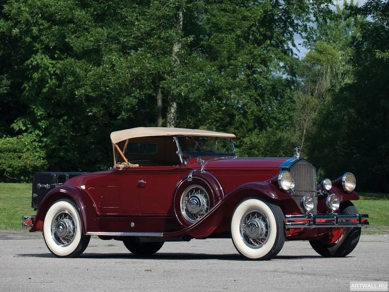 Постер Pierce-Arrow Model B Roadster 1930, 27x20 см, на бумагеPierce-Arrow<br>Постер на холсте или бумаге. Любого нужного вам размера. В раме или без. Подвес в комплекте. Трехслойная надежная упаковка. Доставим в любую точку России. Вам осталось только повесить картину на стену!<br>