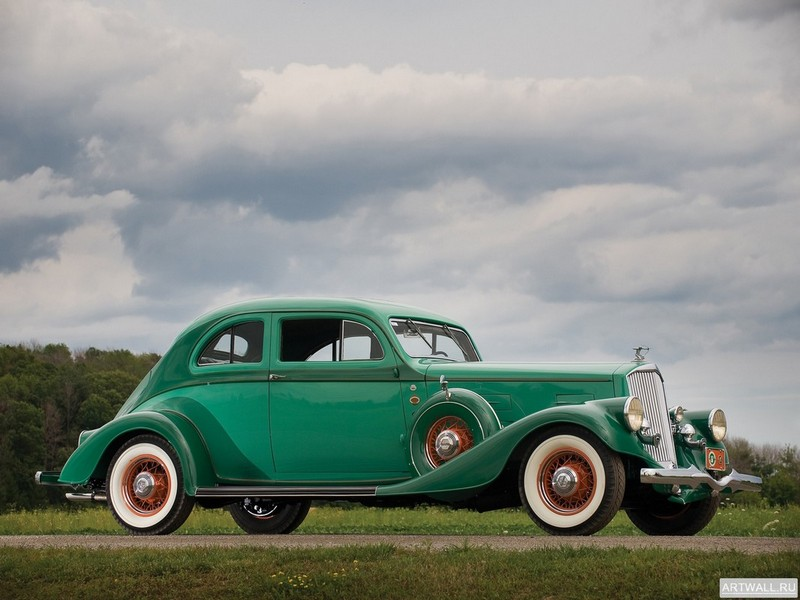 Постер Pierce-Arrow Silver Arrow Coupe (840A) 1934, 27x20 см, на бумагеPierce-Arrow<br>Постер на холсте или бумаге. Любого нужного вам размера. В раме или без. Подвес в комплекте. Трехслойная надежная упаковка. Доставим в любую точку России. Вам осталось только повесить картину на стену!<br>