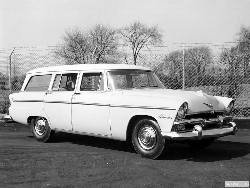 Постер Plymouth Belvedere Suburban Wagon 1955, 27x20 см, на бумагеPlymouth<br>Постер на холсте или бумаге. Любого нужного вам размера. В раме или без. Подвес в комплекте. Трехслойная надежная упаковка. Доставим в любую точку России. Вам осталось только повесить картину на стену!<br>