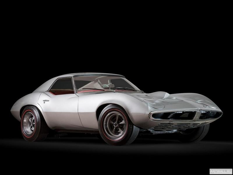 Постер Pontiac Banshee Concept Car 1964, 27x20 см, на бумагеPontiac<br>Постер на холсте или бумаге. Любого нужного вам размера. В раме или без. Подвес в комплекте. Трехслойная надежная упаковка. Доставим в любую точку России. Вам осталось только повесить картину на стену!<br>