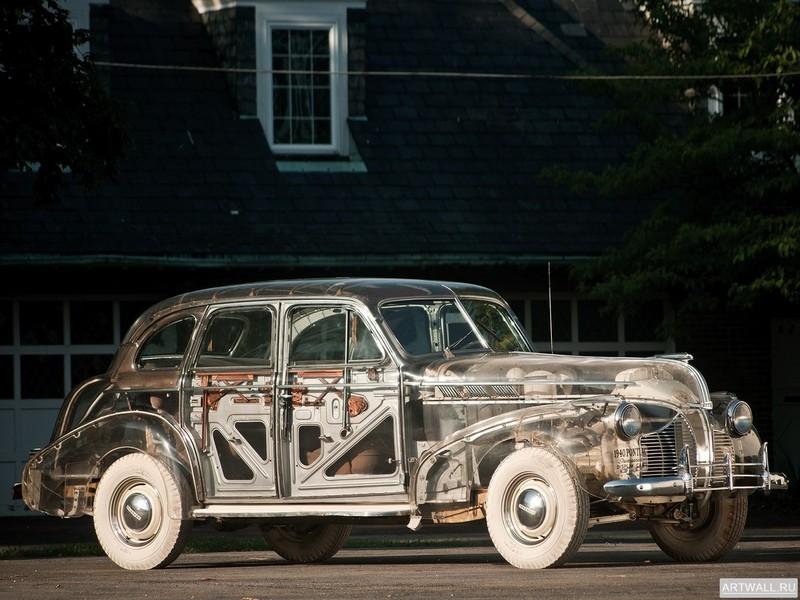 Постер Pontiac Deluxe Six Transparent Display Car 1940 Произведен в единственном экземпляре, 27x20 см, на бумагеPontiac<br>Постер на холсте или бумаге. Любого нужного вам размера. В раме или без. Подвес в комплекте. Трехслойная надежная упаковка. Доставим в любую точку России. Вам осталось только повесить картину на стену!<br>