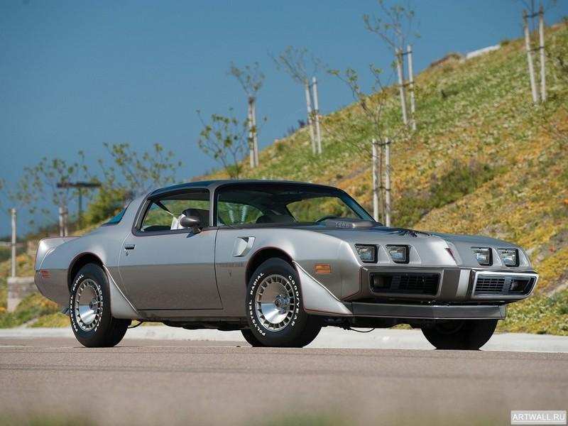 Pontiac Firebird Trans Am 10th Anniversary 1979 Произведено 7500 единиц, 27x20 см, на бумагеPontiac<br>Постер на холсте или бумаге. Любого нужного вам размера. В раме или без. Подвес в комплекте. Трехслойная надежная упаковка. Доставим в любую точку России. Вам осталось только повесить картину на стену!<br>
