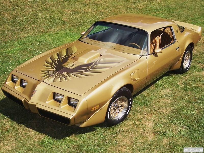 Постер Pontiac Firebird Trans Am 1979, 27x20 см, на бумагеPontiac<br>Постер на холсте или бумаге. Любого нужного вам размера. В раме или без. Подвес в комплекте. Трехслойная надежная упаковка. Доставим в любую точку России. Вам осталось только повесить картину на стену!<br>