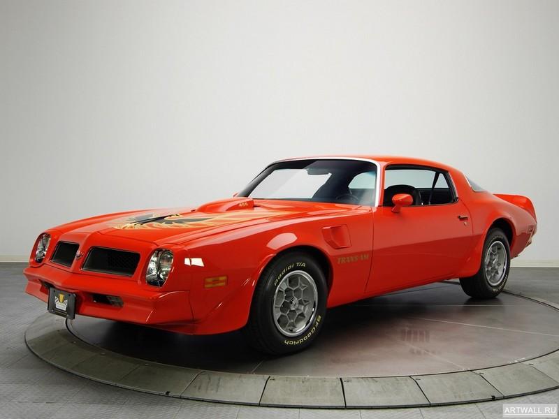 Постер Pontiac Firebird Trans Am 6.6 RPO L80 1979, 27x20 см, на бумагеPontiac<br>Постер на холсте или бумаге. Любого нужного вам размера. В раме или без. Подвес в комплекте. Трехслойная надежная упаковка. Доставим в любую точку России. Вам осталось только повесить картину на стену!<br>