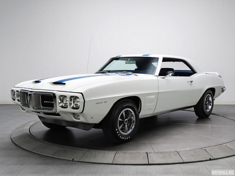 Pontiac Firebird Trans Am Coupe 1969 Произведено 689 единиц, 27x20 см, на бумагеPontiac<br>Постер на холсте или бумаге. Любого нужного вам размера. В раме или без. Подвес в комплекте. Трехслойная надежная упаковка. Доставим в любую точку России. Вам осталось только повесить картину на стену!<br>
