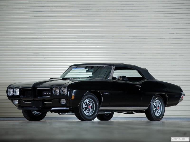 Постер Pontiac GTO Convertible 1970 Произведена 3621 единица, 27x20 см, на бумагеPontiac<br>Постер на холсте или бумаге. Любого нужного вам размера. В раме или без. Подвес в комплекте. Трехслойная надежная упаковка. Доставим в любую точку России. Вам осталось только повесить картину на стену!<br>