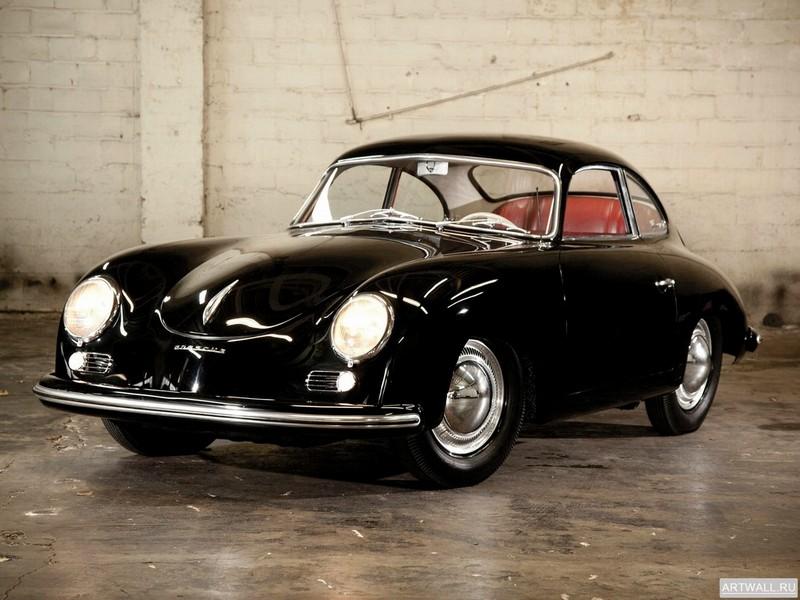 Постер Porsche 356 Bent-Window Coupe by Reutter 1954, 27x20 см, на бумагеPorsche<br>Постер на холсте или бумаге. Любого нужного вам размера. В раме или без. Подвес в комплекте. Трехслойная надежная упаковка. Доставим в любую точку России. Вам осталось только повесить картину на стену!<br>