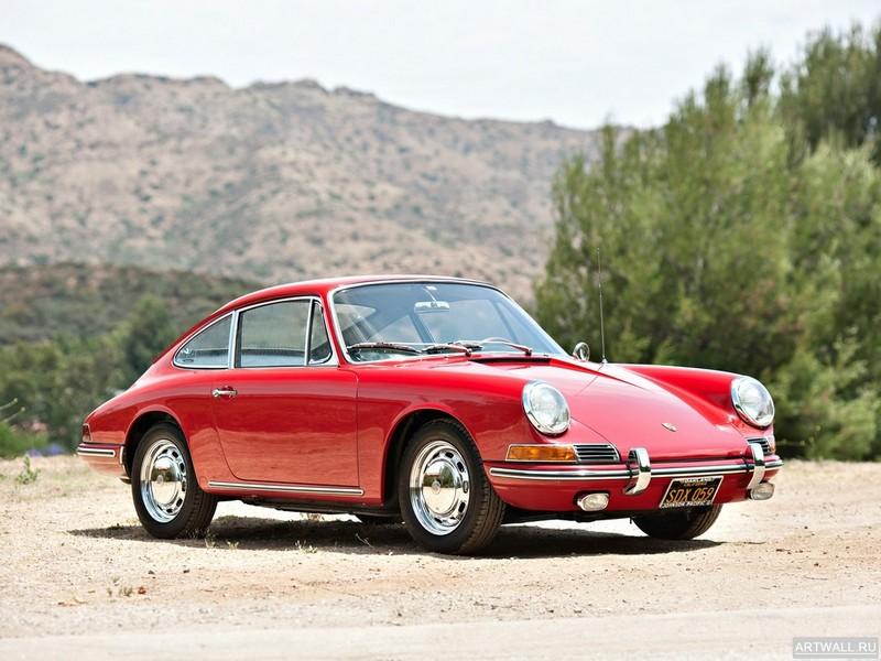 Постер Porsche 911 2.0 Coupe (901) 1964-67, 27x20 см, на бумагеPorsche<br>Постер на холсте или бумаге. Любого нужного вам размера. В раме или без. Подвес в комплекте. Трехслойная надежная упаковка. Доставим в любую точку России. Вам осталось только повесить картину на стену!<br>