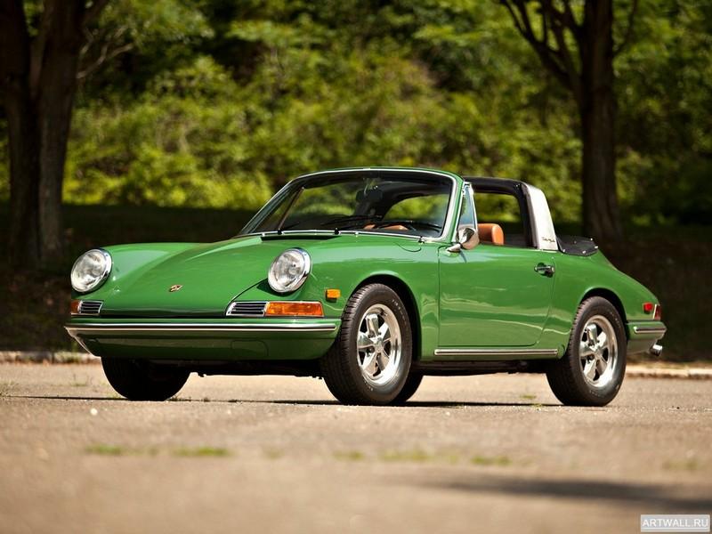 Porsche 911 2.0 Targa (901) 1967, 27x20 см, на бумагеPorsche<br>Постер на холсте или бумаге. Любого нужного вам размера. В раме или без. Подвес в комплекте. Трехслойная надежная упаковка. Доставим в любую точку России. Вам осталось только повесить картину на стену!<br>