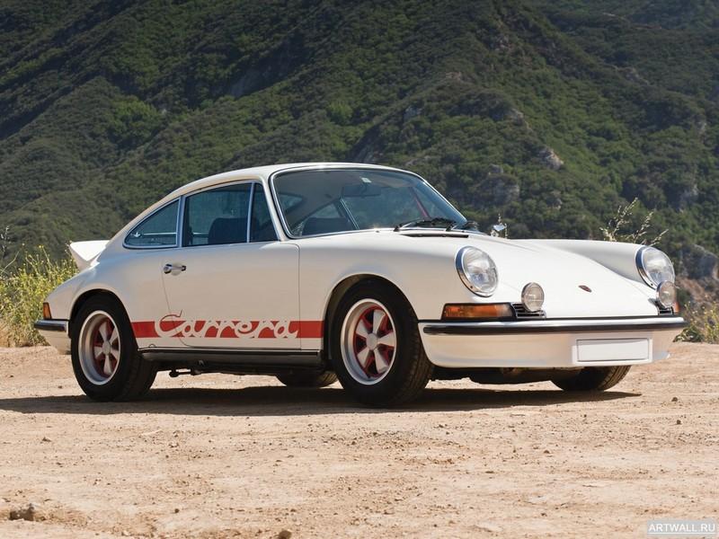 Постер Porsche 911 Carrera RS 2.7 Touring (901) 1973, 27x20 см, на бумагеPorsche<br>Постер на холсте или бумаге. Любого нужного вам размера. В раме или без. Подвес в комплекте. Трехслойная надежная упаковка. Доставим в любую точку России. Вам осталось только повесить картину на стену!<br>