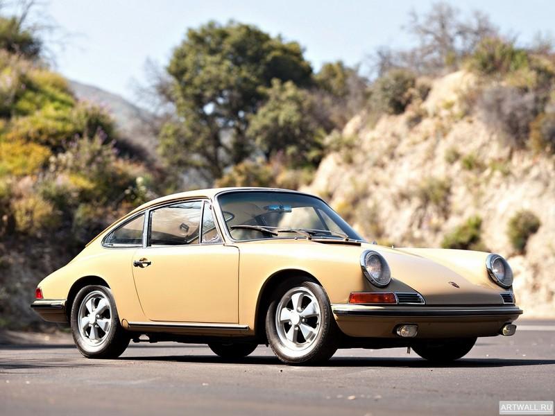 Постер Porsche 911 S 2.0 Coupe (901) 1966-69, 27x20 см, на бумагеPorsche<br>Постер на холсте или бумаге. Любого нужного вам размера. В раме или без. Подвес в комплекте. Трехслойная надежная упаковка. Доставим в любую точку России. Вам осталось только повесить картину на стену!<br>