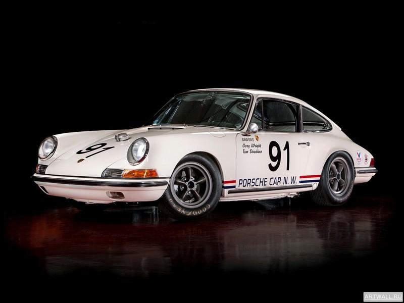 Постер Porsche 911S Sport Kit II (901) 1967, 27x20 см, на бумагеPorsche<br>Постер на холсте или бумаге. Любого нужного вам размера. В раме или без. Подвес в комплекте. Трехслойная надежная упаковка. Доставим в любую точку России. Вам осталось только повесить картину на стену!<br>