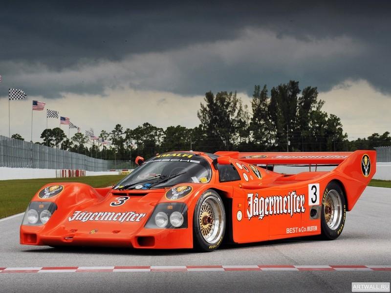 Постер Porsche 962 1984-91, 27x20 см, на бумагеPorsche<br>Постер на холсте или бумаге. Любого нужного вам размера. В раме или без. Подвес в комплекте. Трехслойная надежная упаковка. Доставим в любую точку России. Вам осталось только повесить картину на стену!<br>