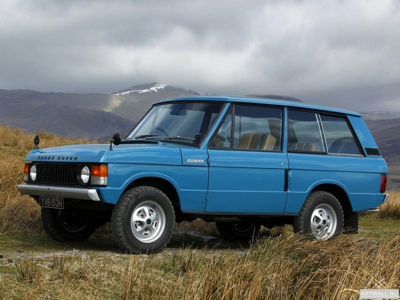 Постер Range Rover 3-door 1970-85, 27x20 см, на бумагеLand Rover<br>Постер на холсте или бумаге. Любого нужного вам размера. В раме или без. Подвес в комплекте. Трехслойная надежная упаковка. Доставим в любую точку России. Вам осталось только повесить картину на стену!<br>