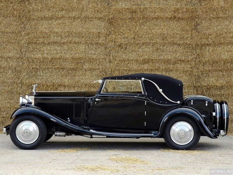 Постер Rolls-Royce 20 25 Drophead Coupe 1932, 27x20 см, на бумагеRolls-Royce<br>Постер на холсте или бумаге. Любого нужного вам размера. В раме или без. Подвес в комплекте. Трехслойная надежная упаковка. Доставим в любую точку России. Вам осталось только повесить картину на стену!<br>