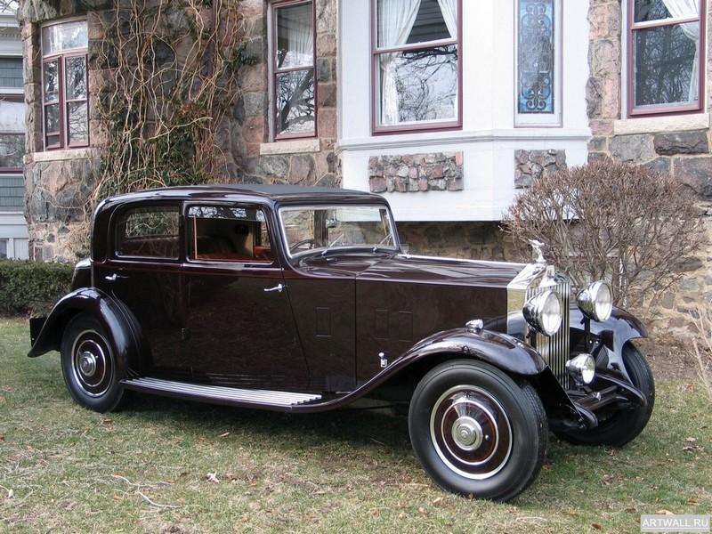 Постер Rolls-Royce 20 25 Saloon by Thrupp &amp; Maberly 1932, 27x20 см, на бумагеRolls-Royce<br>Постер на холсте или бумаге. Любого нужного вам размера. В раме или без. Подвес в комплекте. Трехслойная надежная упаковка. Доставим в любую точку России. Вам осталось только повесить картину на стену!<br>