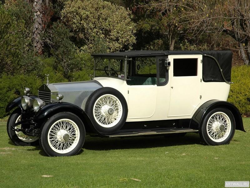 Постер Rolls-Royce 20 Sedancalette de Ville by Barker 1925, 27x20 см, на бумагеRolls-Royce<br>Постер на холсте или бумаге. Любого нужного вам размера. В раме или без. Подвес в комплекте. Трехслойная надежная упаковка. Доставим в любую точку России. Вам осталось только повесить картину на стену!<br>