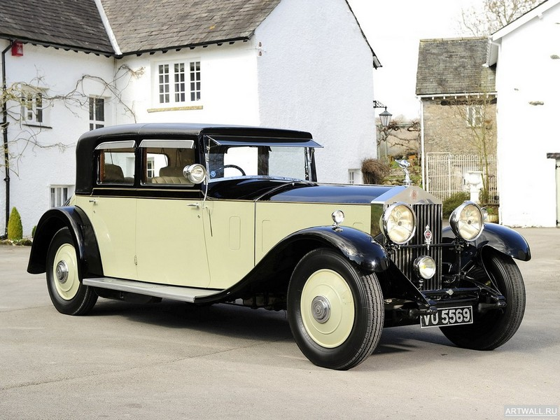 Rolls-Royce 40 50 Phantom Saloon Limousine by Barker (II) 1931, 27x20 см, на бумагеRolls-Royce<br>Постер на холсте или бумаге. Любого нужного вам размера. В раме или без. Подвес в комплекте. Трехслойная надежная упаковка. Доставим в любую точку России. Вам осталось только повесить картину на стену!<br>