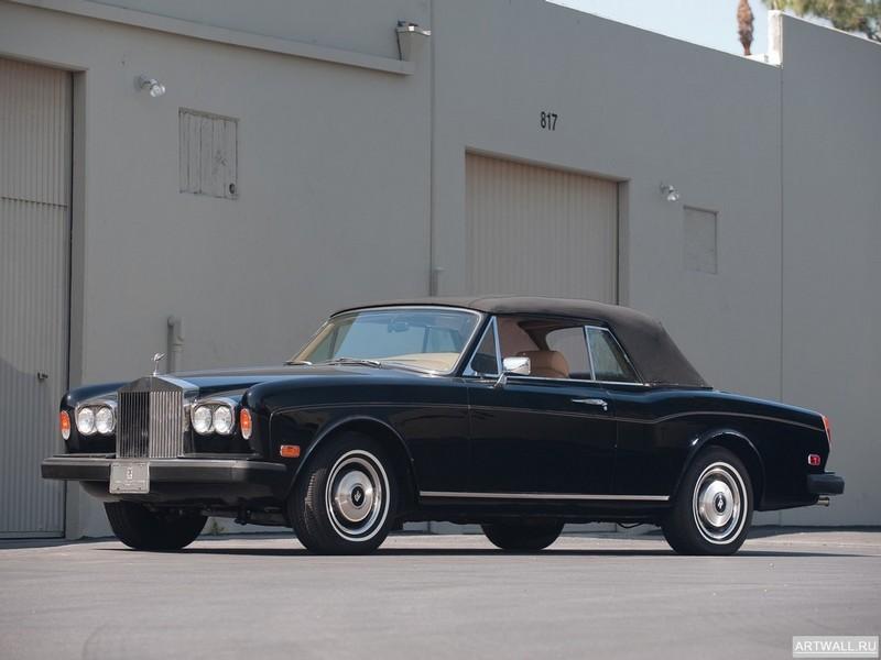 Постер Rolls-Royce Corniche (I) 1971-87, 27x20 см, на бумагеRolls-Royce<br>Постер на холсте или бумаге. Любого нужного вам размера. В раме или без. Подвес в комплекте. Трехслойная надежная упаковка. Доставим в любую точку России. Вам осталось только повесить картину на стену!<br>