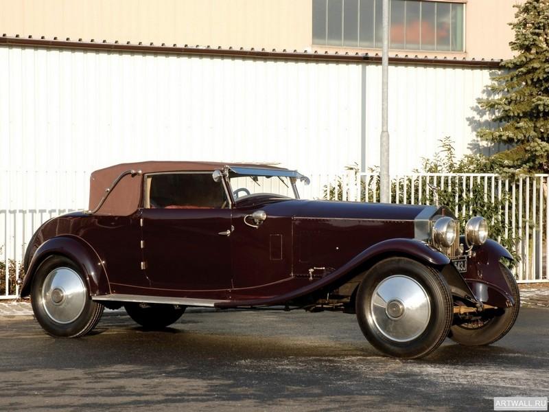 Постер Rolls-Royce Phantom 40 50 Cabriolet by Manessius (I) 1925, 27x20 см, на бумагеRolls-Royce<br>Постер на холсте или бумаге. Любого нужного вам размера. В раме или без. Подвес в комплекте. Трехслойная надежная упаковка. Доставим в любую точку России. Вам осталось только повесить картину на стену!<br>