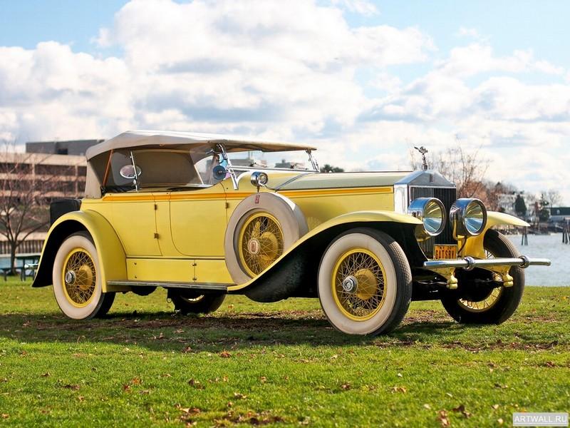 Rolls-Royce Phantom Ascot Sport Phaeton (I) 1929, 27x20 см, на бумагеRolls-Royce<br>Постер на холсте или бумаге. Любого нужного вам размера. В раме или без. Подвес в комплекте. Трехслойная надежная упаковка. Доставим в любую точку России. Вам осталось только повесить картину на стену!<br>