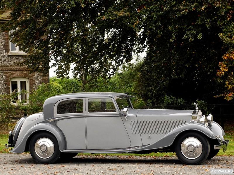 Постер Rolls-Royce Phantom Continental Sports Saloon by Thrupp &amp; Maberly (II) 1932, 27x20 см, на бумагеRolls-Royce<br>Постер на холсте или бумаге. Любого нужного вам размера. В раме или без. Подвес в комплекте. Трехслойная надежная упаковка. Доставим в любую точку России. Вам осталось только повесить картину на стену!<br>