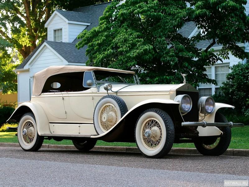 Постер Rolls-Royce Phantom Derby Speedster by Brewster (I) 1928, 27x20 см, на бумагеRolls-Royce<br>Постер на холсте или бумаге. Любого нужного вам размера. В раме или без. Подвес в комплекте. Трехслойная надежная упаковка. Доставим в любую точку России. Вам осталось только повесить картину на стену!<br>