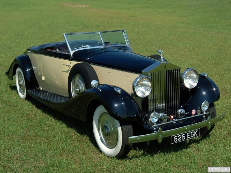 Rolls-Royce Phantom Henley Roadster (III) 1937, 27x20 см, на бумагеRolls-Royce<br>Постер на холсте или бумаге. Любого нужного вам размера. В раме или без. Подвес в комплекте. Трехслойная надежная упаковка. Доставим в любую точку России. Вам осталось только повесить картину на стену!<br>