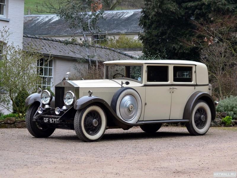 Постер Rolls-Royce Phantom Limousine by R.Harrison &amp; Son (II) 1930, 27x20 см, на бумагеRolls-Royce<br>Постер на холсте или бумаге. Любого нужного вам размера. В раме или без. Подвес в комплекте. Трехслойная надежная упаковка. Доставим в любую точку России. Вам осталось только повесить картину на стену!<br>